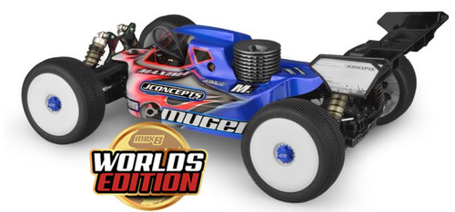 E2025 MBX8 Worlds Edition 1/8 Nitro Buggy Kit