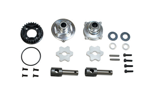 T2242  Adjustable Front One-way Set: MTX6R