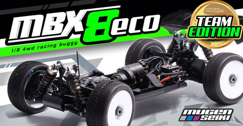 E2026 MBX8 ECO Team Edition 1/8 Electric Buggy Kit