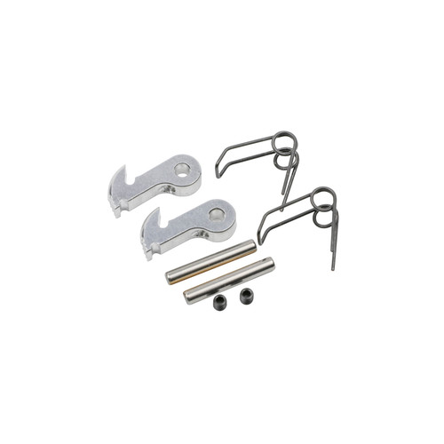 H2231 Polished & Knurled Front Wheel Changing Lever (2pcs): MRX