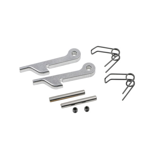 H2232 Polished Rear Wheel Changing Lever (2pcs): MRX