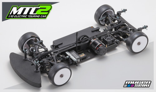 A2003-A MTC 2 1/10 EP Touring Car Kit (Aluminum Chassis)