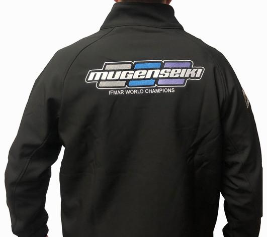 Mugen Seiki Black Softshell Jacket – Available Now!