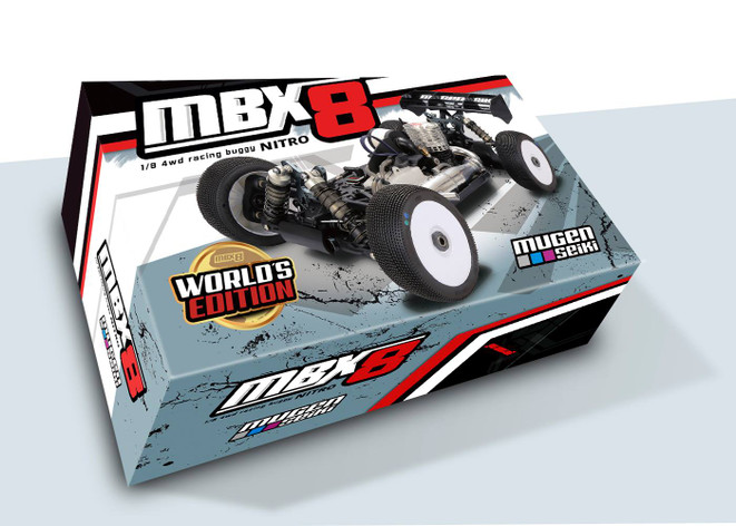 MBX8 Worlds Edition Nitro Buggy Kit