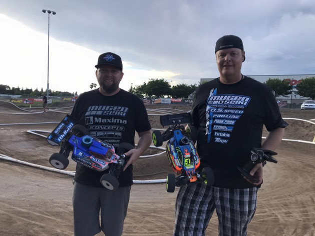 Maifield wins overall Pro Truggy! At the  2019 Manufacturer's Cup!