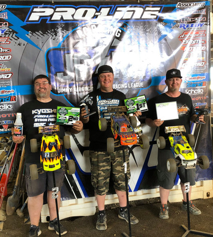 Mugen Seiki Racing would like to congratulate Adam Drake for winning round 3 of the JBRL Nitro Series at Empire R/C Raceway! #MBX8Eco #MBX8T