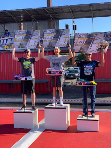 Mugen Seiki Racing would like to congratulate JJ Wang for winning the Wallace Motorsports Challenge at Steel City Raceway! #MRX6R