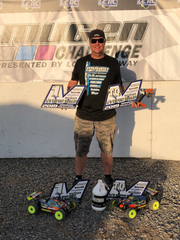 Mugen Seiki Racing would like to congratulate Adam Drake for winning the Mugen Challenge at LCRC Raceway