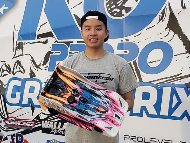JJ Wang Tq's and wins KO Grand Prix