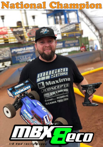 2019 ROAR 1/8th E-Buggy National Champion