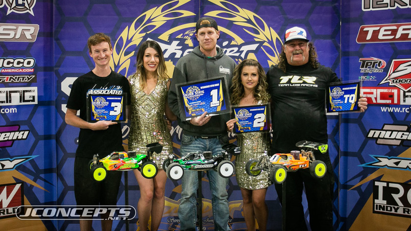 Justin Wheeler wins Silver State Intermediate Nitro Buggy A-Main