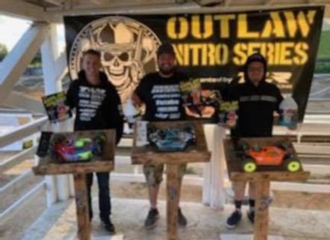 ​Marcus Garrett wins Tlr Outlaw Series Round 1