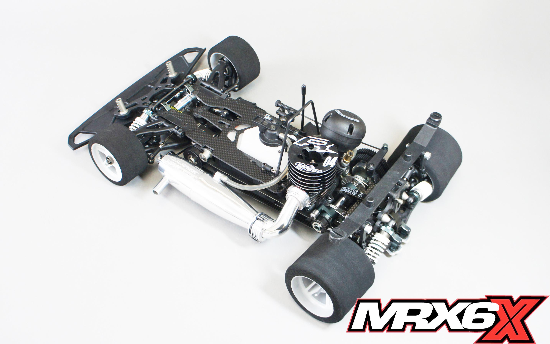 Mugen Seiki Chassis MRX6 MUGH2411 MRX6,