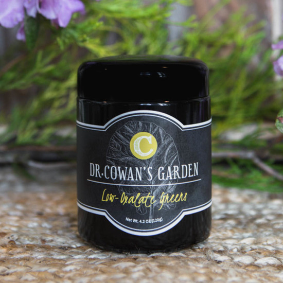 Dr. Cowan's Garden Low Oxalate Blend