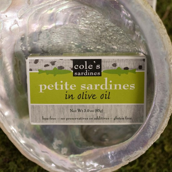 Cole's Sardines 1