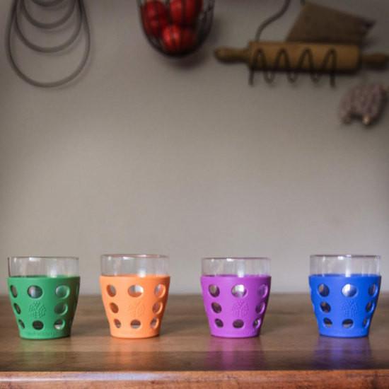Beverage Glasses - 4 Pack