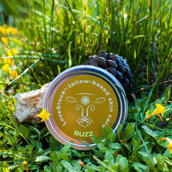 BUZZ - Soothing Wax Shield 2 oz