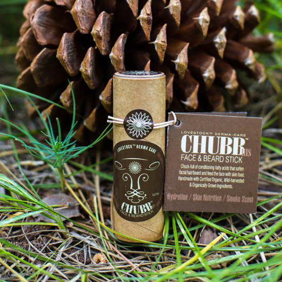 CHUBB - Face and Beard Stick 1 oz