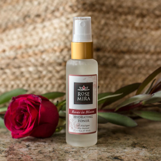Roses in Bloom Hydrating Toner - 1.7 oz