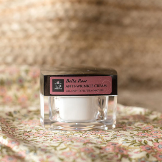 Bella Rose Anti Wrinkle Cream - 1 oz