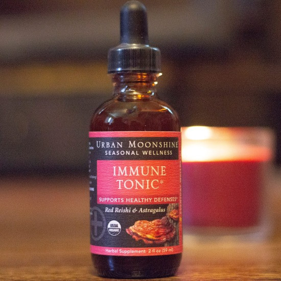 Urban Moonshine Organic Herbal Immune Tonic - 2 fl oz