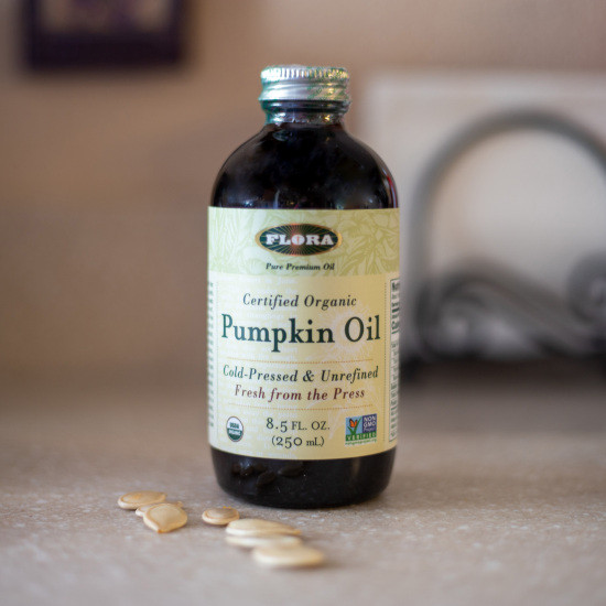 Pumpkin Oil - 8.5 fl oz