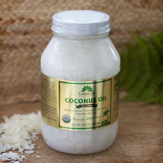 013001/013002/013003 - Radiant Life Virgin Coconut Oil
