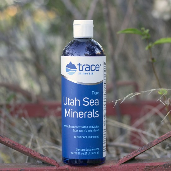 Utah Sea Minerals - 16 oz