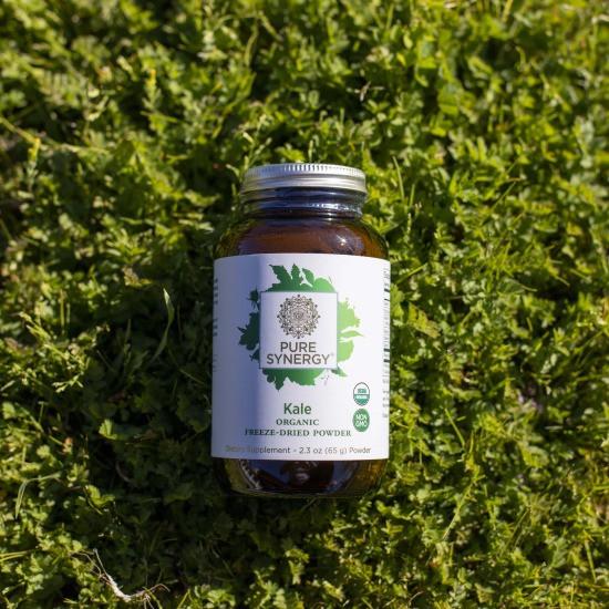 016028 - Organic Kale - 2.3 oz  Powder