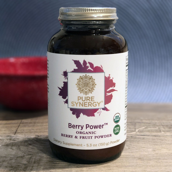 Organic Berry Power - 5.3 oz Powder