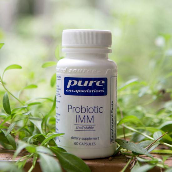 Probiotic-IMM - 60 Caps