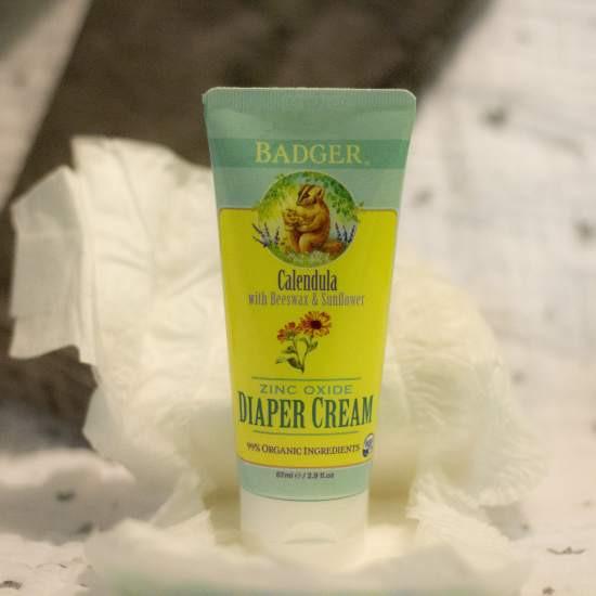 Zinc Oxide Diaper Cream 2.9 fl oz