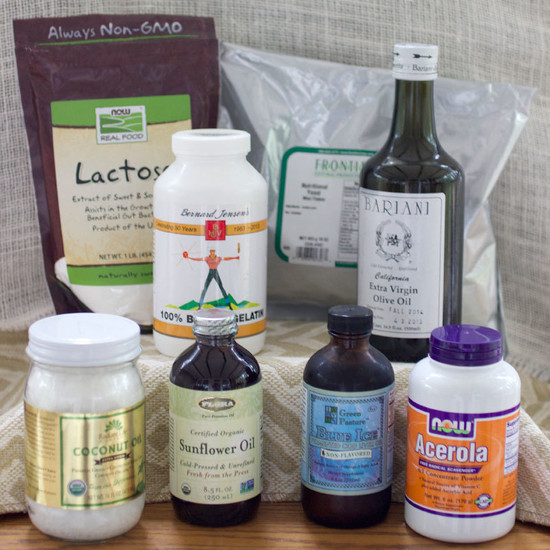 Nourishing Traditions Kit for Homemade Baby Formula - International Version