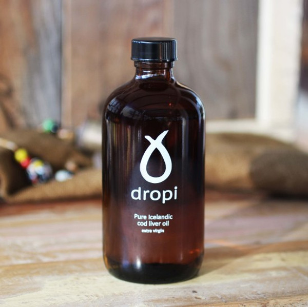 Dropi Cod Liver Oil Liquid