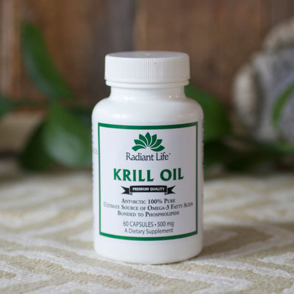 Radiant Life Pure Krill Oil