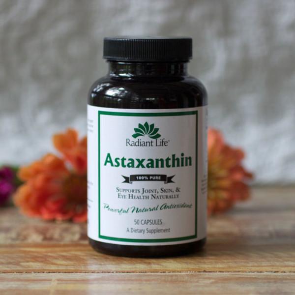 Radiant Life Astaxanthin 12mg
