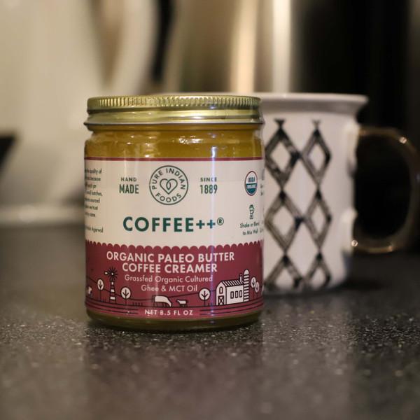 Coffee++ Paleo Butter Coffee Creamer