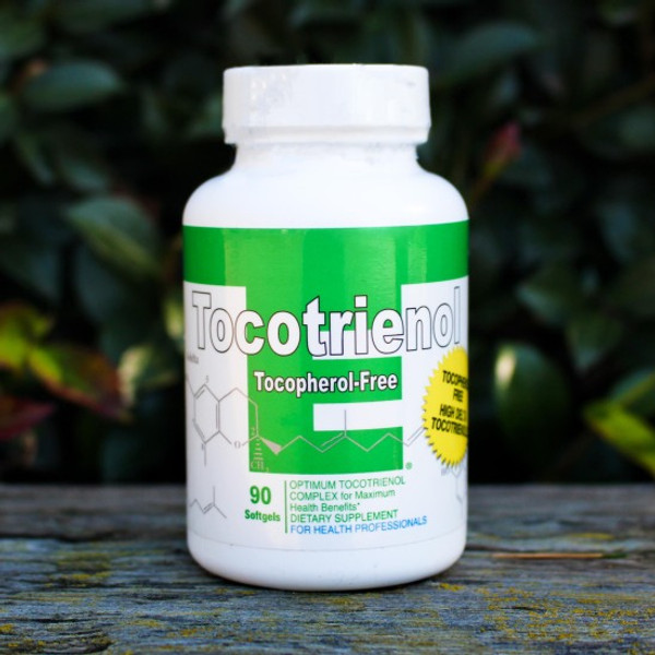 Unique Vitamin E - Tocotrienols (90 caps)