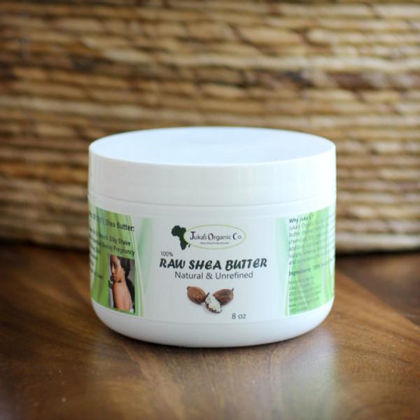 African Shea Butter - 8 fl oz