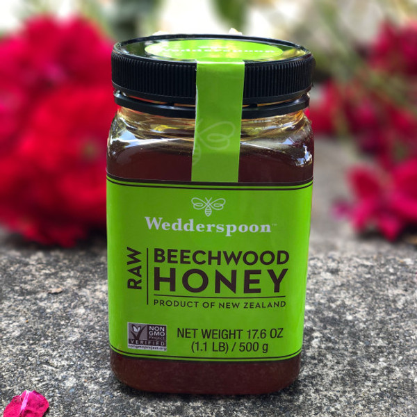 Beechwood Honey - 17.6 oz