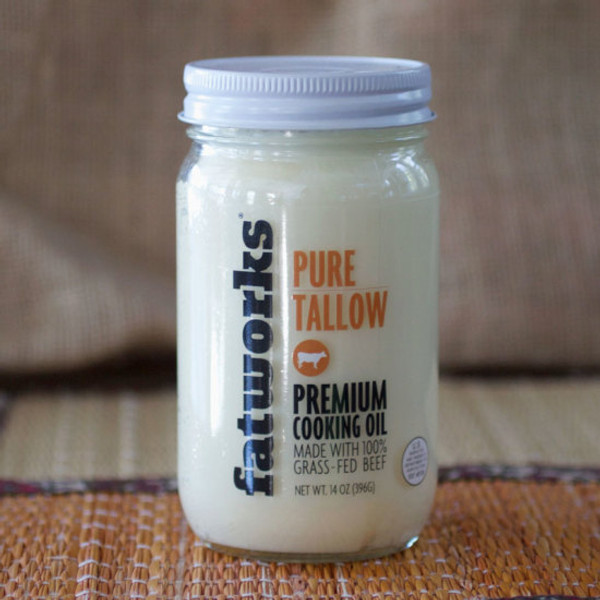 Fatworks Pure Tallow - 14 oz
