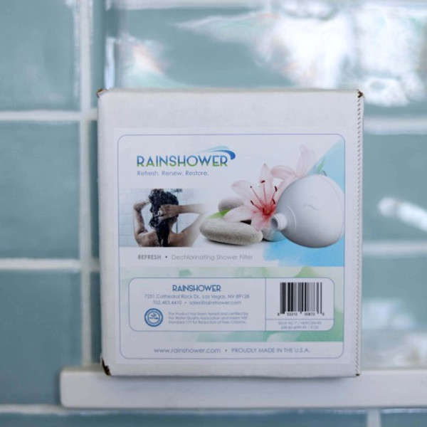Rainshower New Century Shower Filter