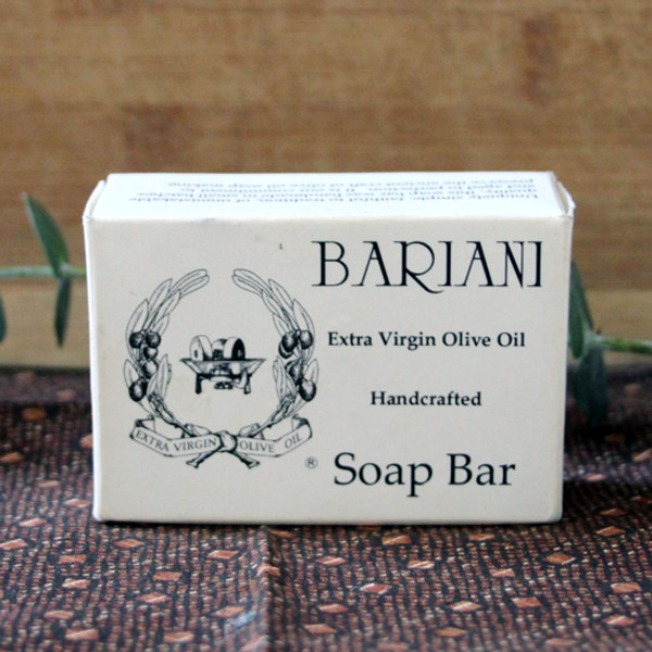 Bariani Olive Oil Soap Bar - 4 oz