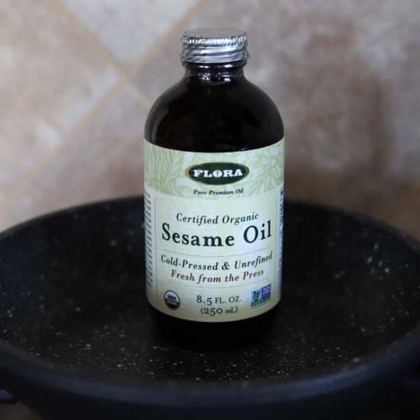 018003 - Sesame Oil - 8.5 fl oz