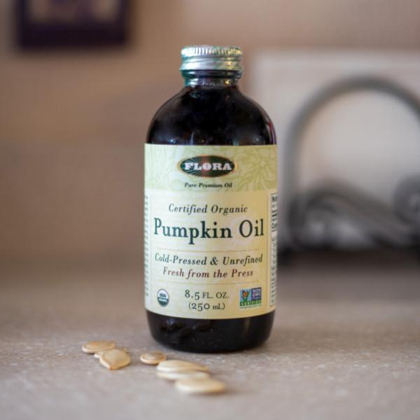 Pumpkin Oil - 8.5 fl oz