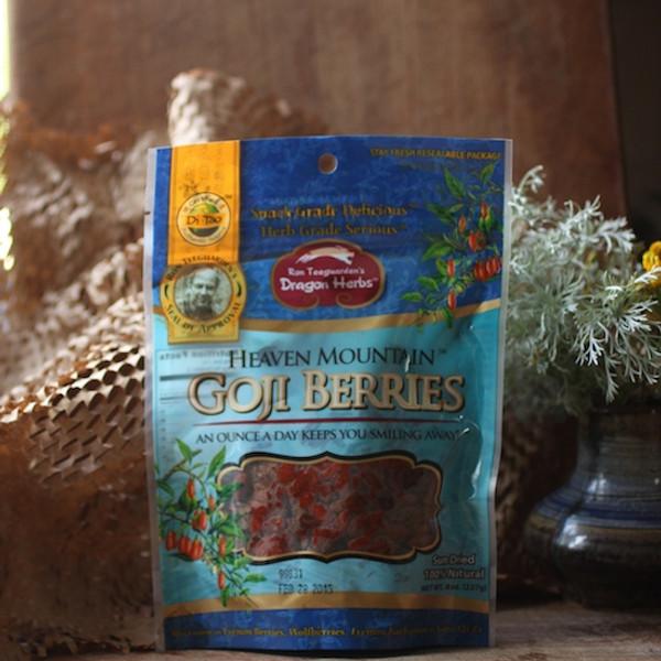 Goji Berries - 8 oz Bag