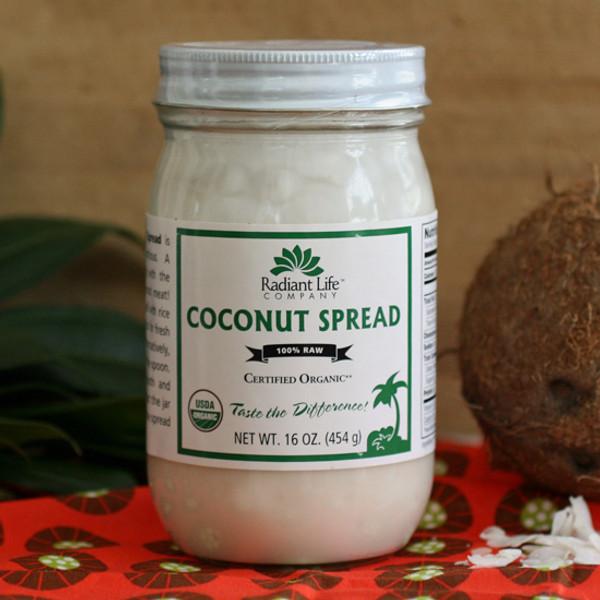 Radiant Life Coconut Spread - 16 oz
