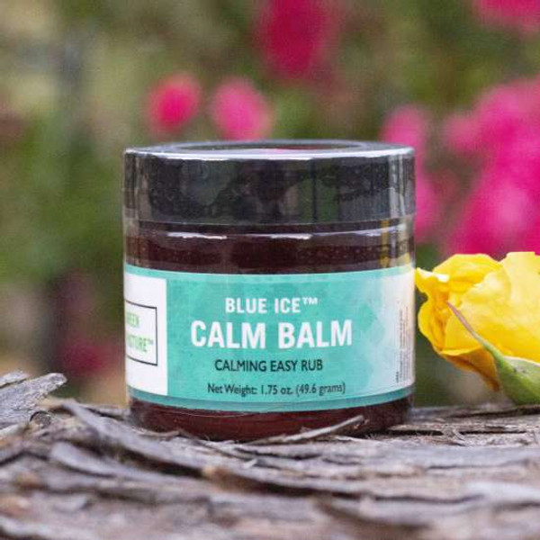 Blue Ice Calm Balm