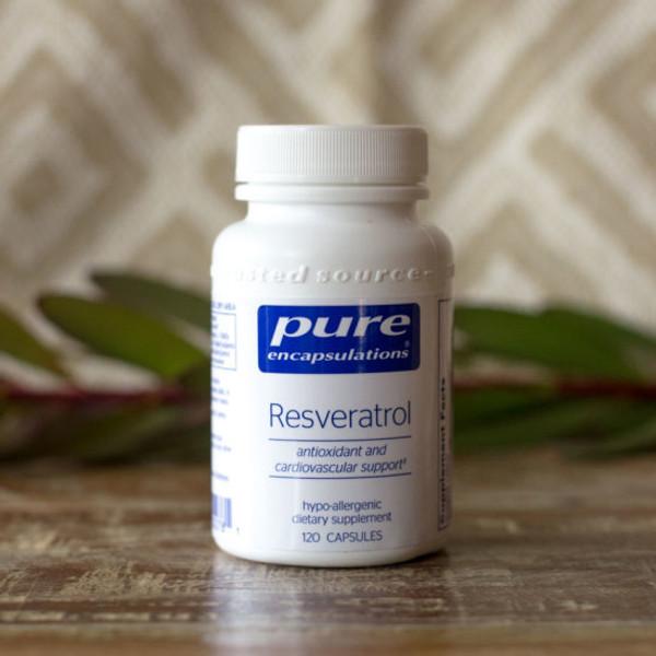 Resveratrol -200 mg - 120 Vcaps