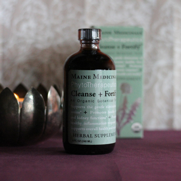 Cleanse + Fortify Botanical Tonic